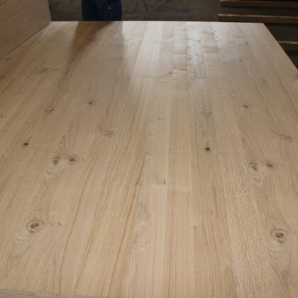 No. 12 Oak Knotty (sample in warehouse)